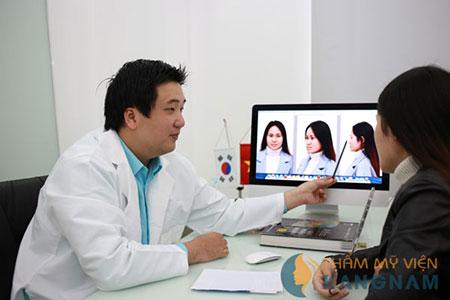 Nâng mũi Thẩm mỹ viện Kangnam ở TP Hồ Chí Minh có tốt? 6