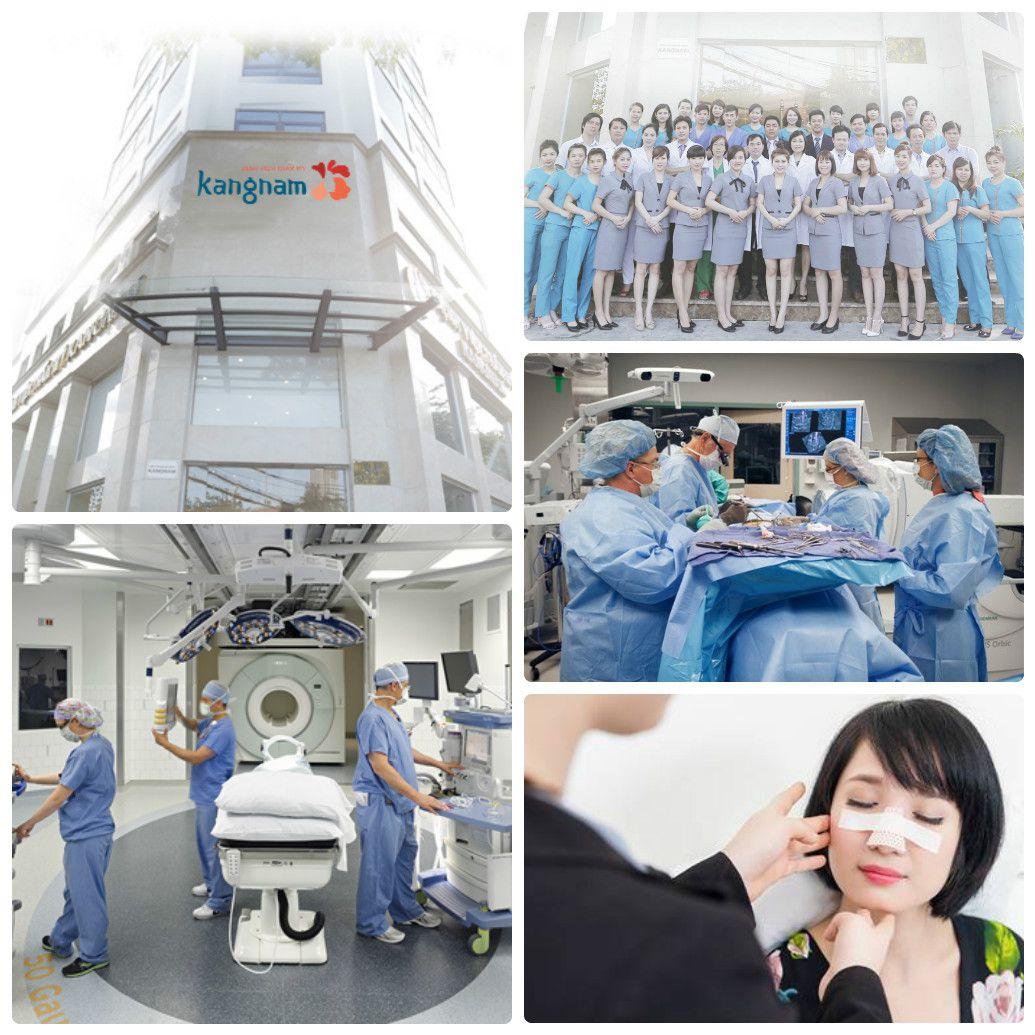 Kangnam là địa chỉ cấy mỡ mặt bằng mỡ tự thân an toàn hiệu quả nhất hiện nay