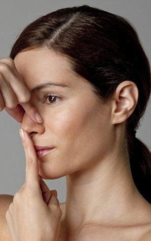 Các bài tập nâng mũi cao cho mũi thẳng và cao hơn