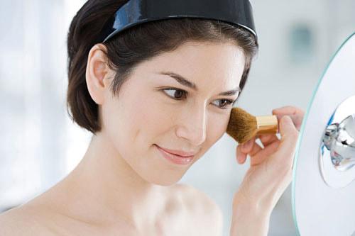 Cách Trang điểm cho mũi tẹt