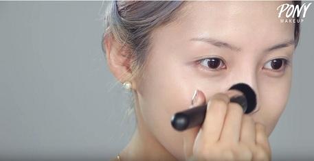 cách trang điểm khắc phục mũi tẹt-5