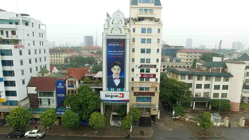 Bệnh viện thẩm mỹ Kangnam cơ sở phía Bắc
