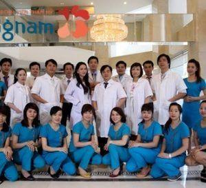 Đội ngũ bác sĩ Chuyên khoa Thẩm mỹ Mũi Bệnh viện Thẩm mỹ Kangnam