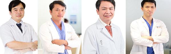 Đội ngũ các bác sĩ giỏi tại thẩm mỹ viện Kangnam