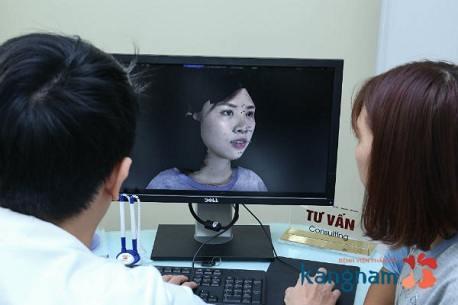 Phẫu thuật nâng mũi S line 3D cho phép xem trước kết quả thẩm mỹ