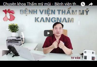 khách hàng được thăm khám tư vấn miễn phí khi đến với thẩm mỹ kangnam