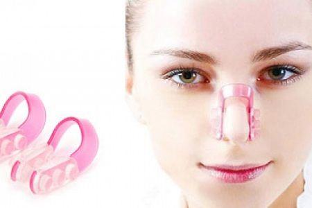 Cách làm mũi nhỏ lại hiệu quả với kẹp nâng mũi