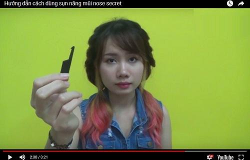 Cách làm mũi cao nhờ sụn nâng mũi