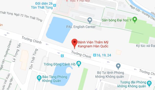 Map Hà Nội