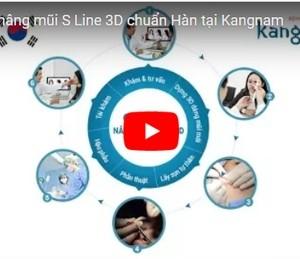 [Video] Cận cảnh quy trình nâng mũi S line 3D – Mũi đẹp hoàn hảo