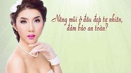 Nâng mũi ở đâu đẹp nhất Sài Gòn và Hà Nội? Chia sẻ địa chỉ nâng mũi uy tín