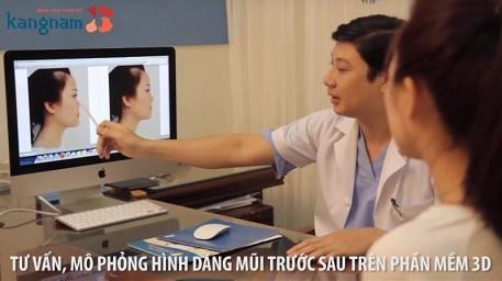 góc nhìn chuyên gia về phẫu thuật nâng mũi S line 2