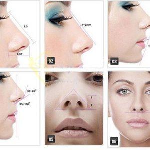 Gợi ý bí quyết lựa chọn dáng mũi phù hợp với gương mặt