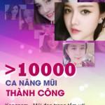 HƠN 40.000 CA NÂNG MŨI THÀNH CÔNG – KANGNAM MŨI ĐẸP TRONG TẦM VỚI