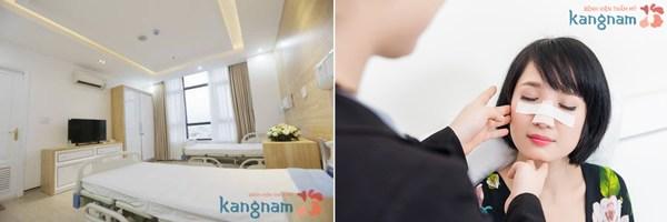 Chế độ chăm sóc đặc biệt sau phẫu thuật nâng mũi Hàn Quốc