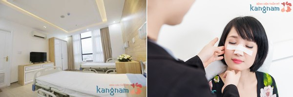 Kangnam địa chỉ nâng mũi S line đẹp nhất tại Hà Nội
