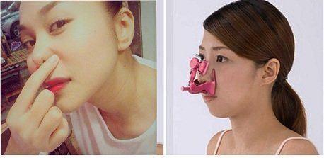 2 cách làm mũi cao và nhỏ lại tự nhiên