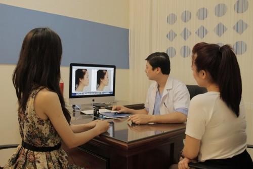 Phẫu thuật nâng mũi S-line 3D xem được kết quả trước khi thẩm mỹ