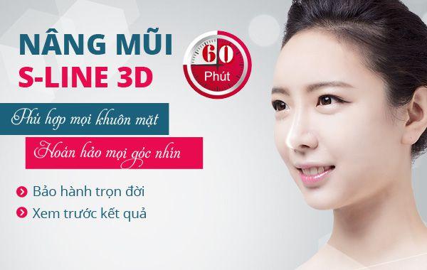 Nâng mũi S line 3D: Xu hướng thẩm mỹ Hot Hàn Quốc 2016 16