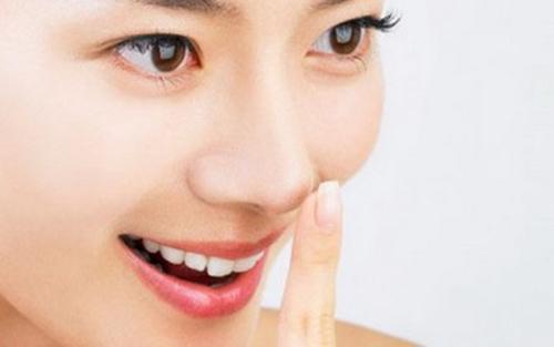 Vuốt mũi BIẾN mũi tẹt thành mũi cao