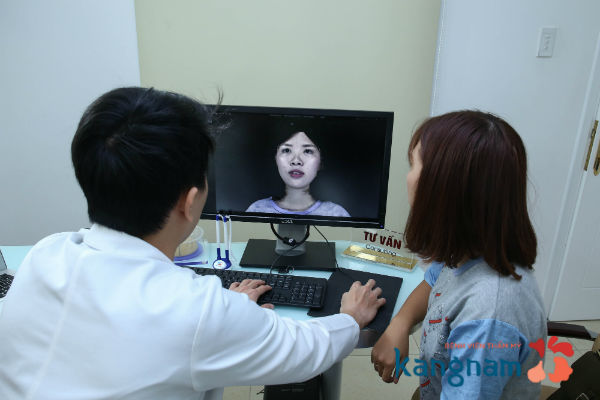 Chỉnh sửa mũi toàn diện nhờ công nghệ 3D touch