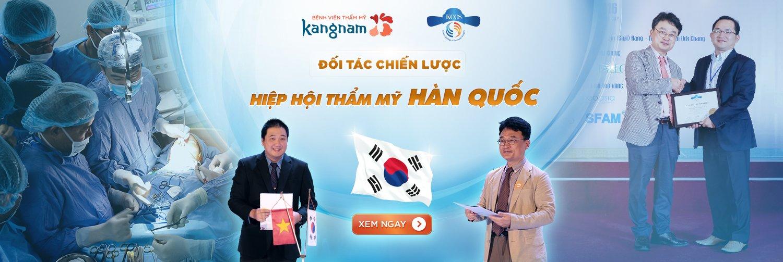 Kangnam đối tác chiến lược của Hàn quốc