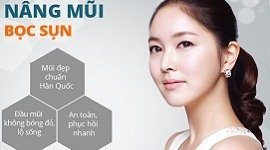 Nâng mũi bọc sụn KANGNAM – đẹp chuẩn Hàn – an toàn số 1 Việt Nam