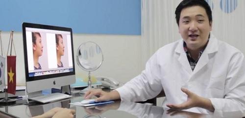 Bác sĩ Trần Nguyên Giáp tư vấn nâng mũi S line ở đâu đẹp?