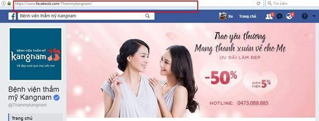 Đối thủ mượn danh TMV Kangnam lừa đảo
